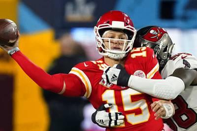 Photos: Super Bowl LV game action