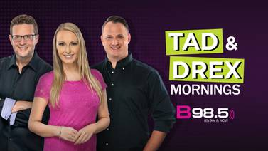 Tad & Drex Mornings