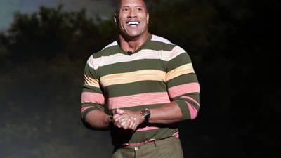 Good Feelin': Dwayne 'The Rock' Johnson, Xbox surprise dozens at Children's Healthcare of Atlanta