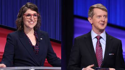 Ken Jennings, Mayim Bialik to host 'Jeopardy!' for remainder of 2021