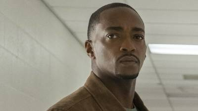 Anthony Mackie taking to the road in a series based on the demolition derby game 'Twisted Metal'