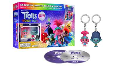 Win 'Trolls World Tour' For Your Family Movie Night